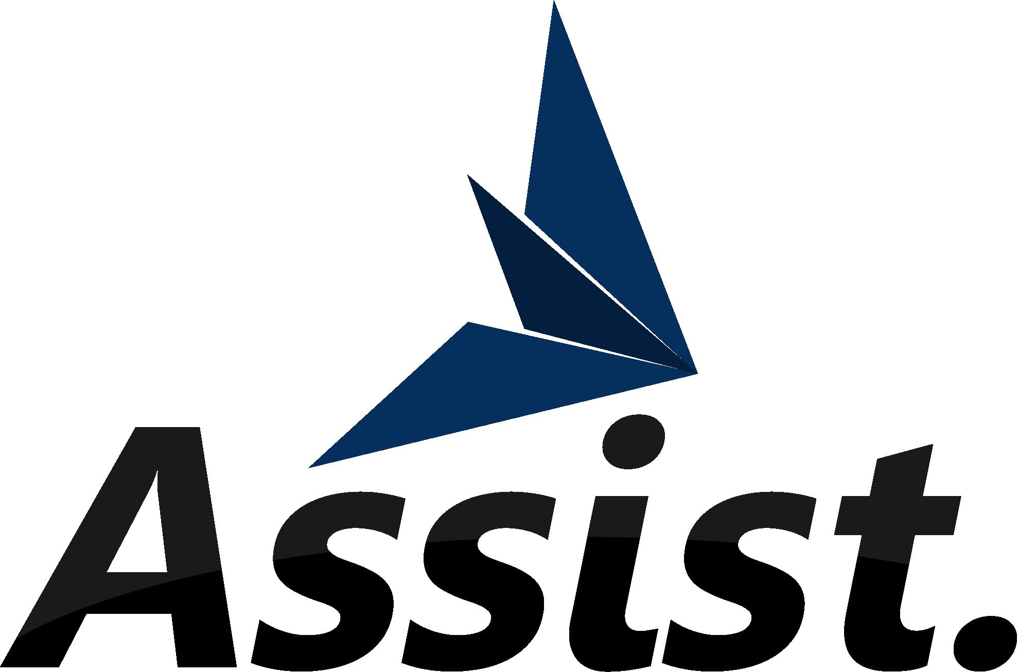 Corporate logo design for Assist./企業ロゴのデザインをお願いします