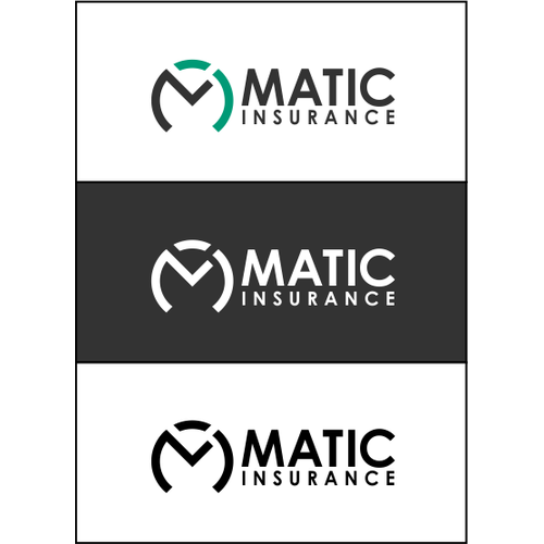 Create a fun, sophisticated logo in a boring industry (insurance)