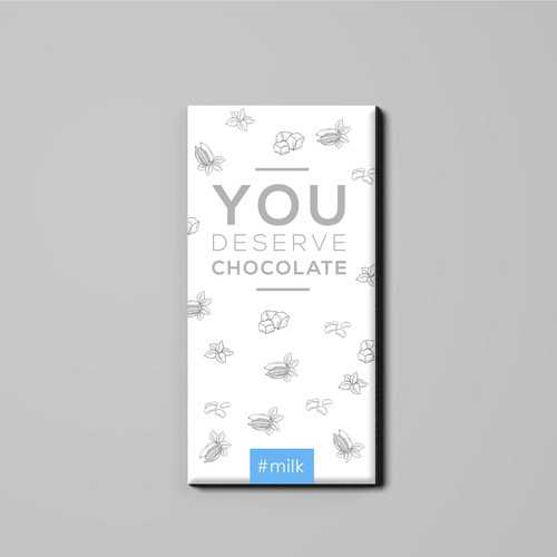 Packaging for chocolate