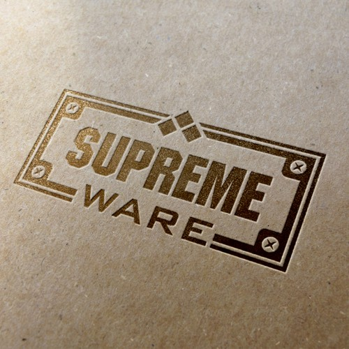 Logo for Supreme Ware brand