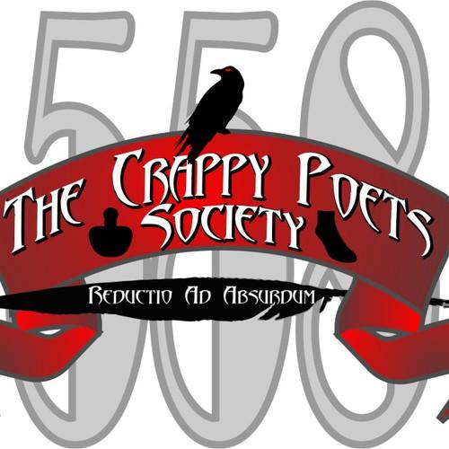 The Crappy Poets Society needs a logo