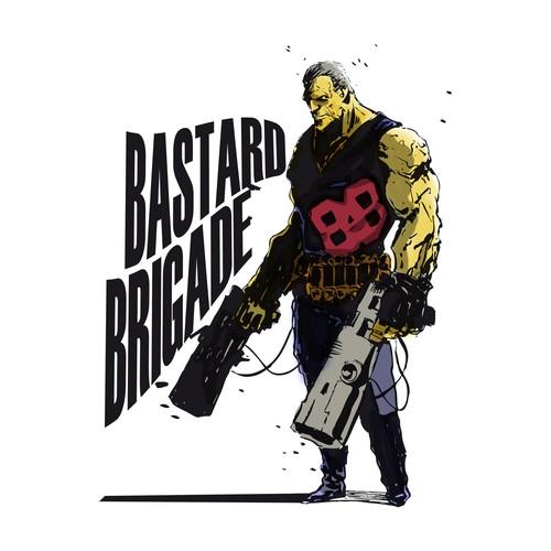 illustration for Bastard Brigade