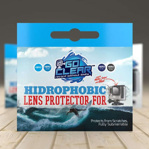 Design for Go Pro Lens