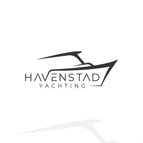 Bold Boat logo for havenstad.