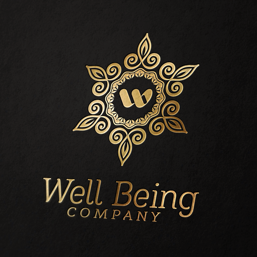 Logo design for Well Being Company