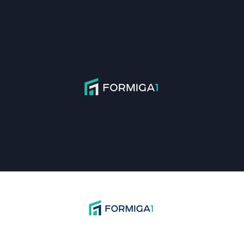 Bold  typography logo design