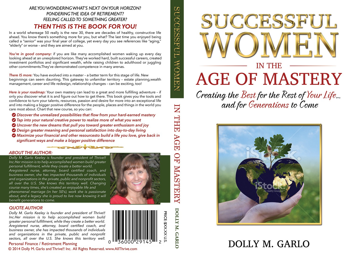 Book Cover: Successful Women in the Age of Mastery