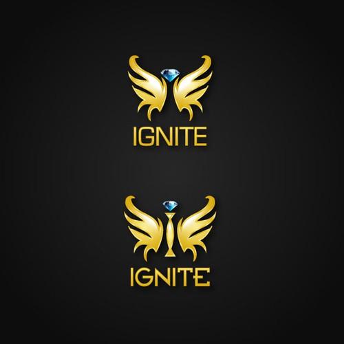 IGNITE luxury fashion brand company needs enchanting, playful but luxurious, ICONIC logo!