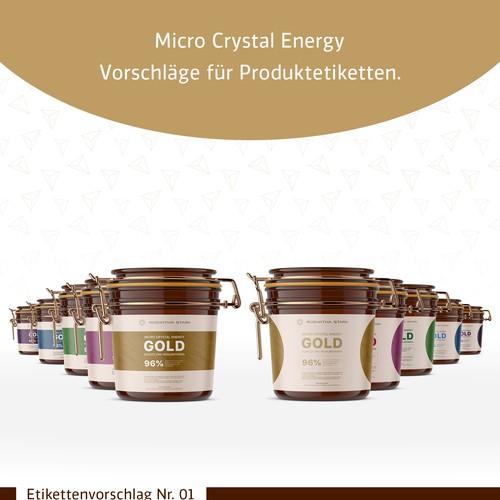Micro Crystal Energy entry
