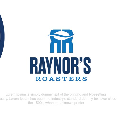 logo for coffe roaster