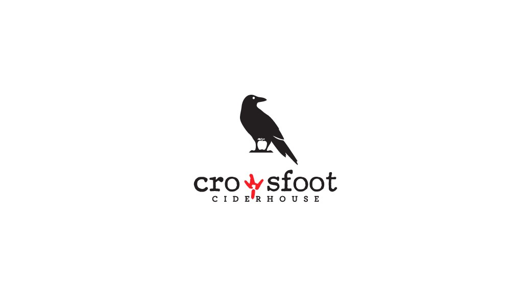 Crowsfoot Ciderhouse needs a stark and striking brand identity!