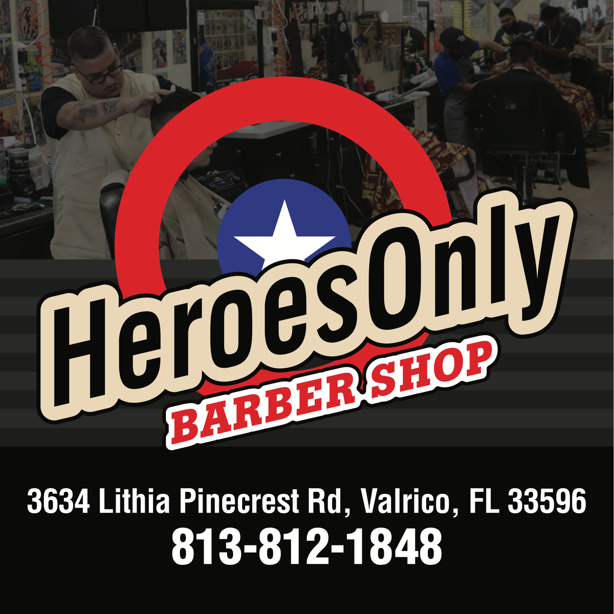 Heroes Only Barber Shop