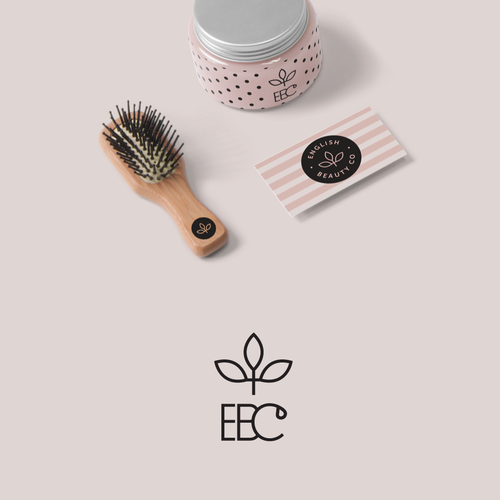 Logotype for a cosmetics company.
