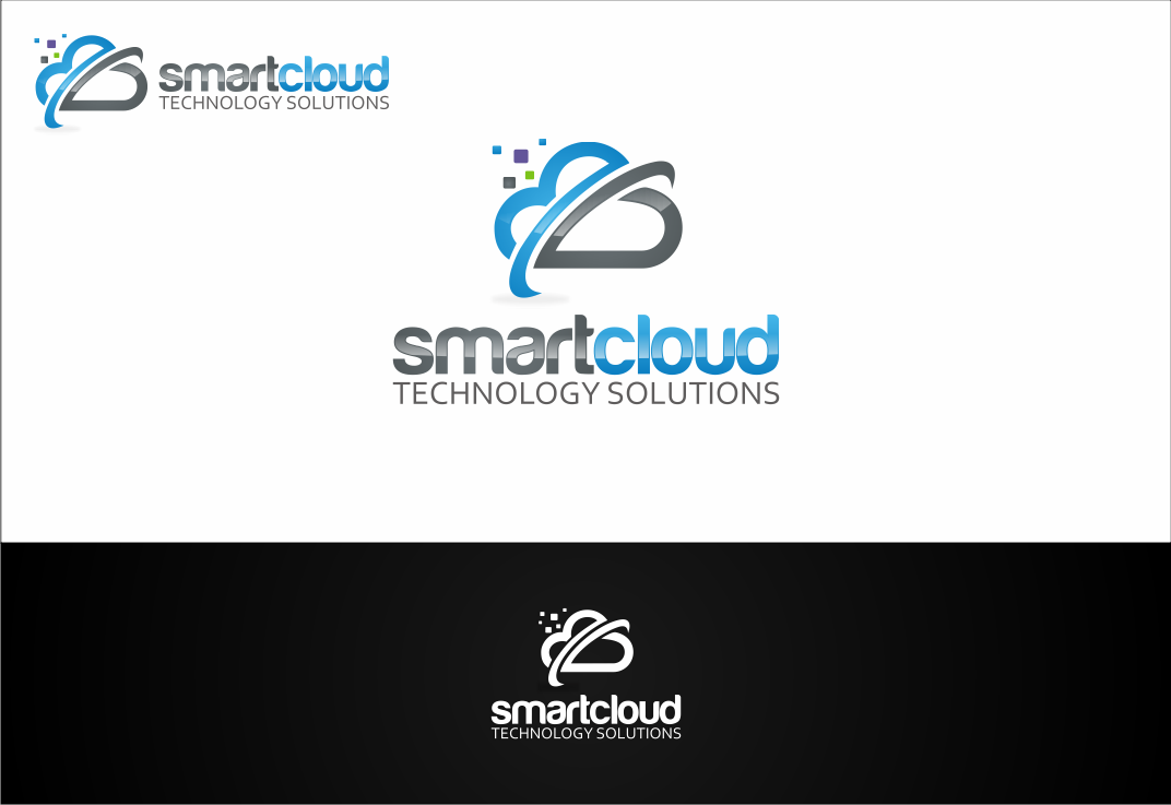 Help SCTECHSOL   OR SMART CLOUD TECHNOLOGY SOLUTIONS with a new logo
