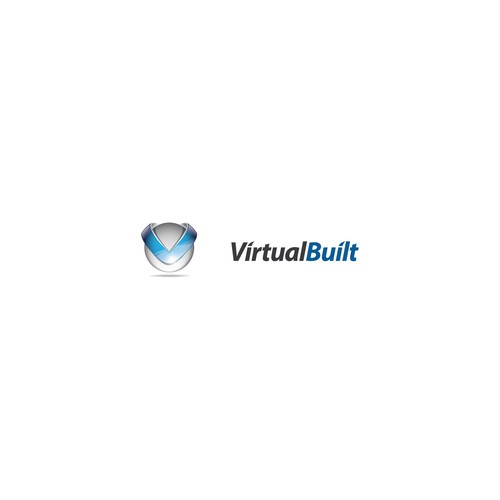 Create the next logo for Virtual Built