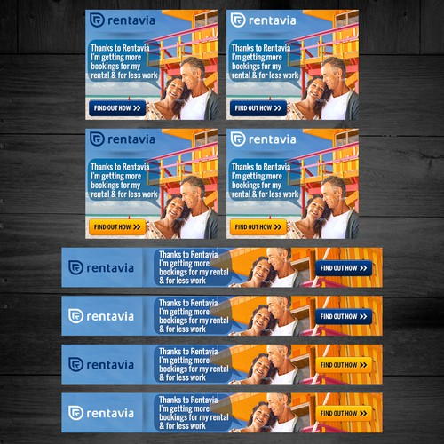 Banner Ad Design - High quality banner ads needed