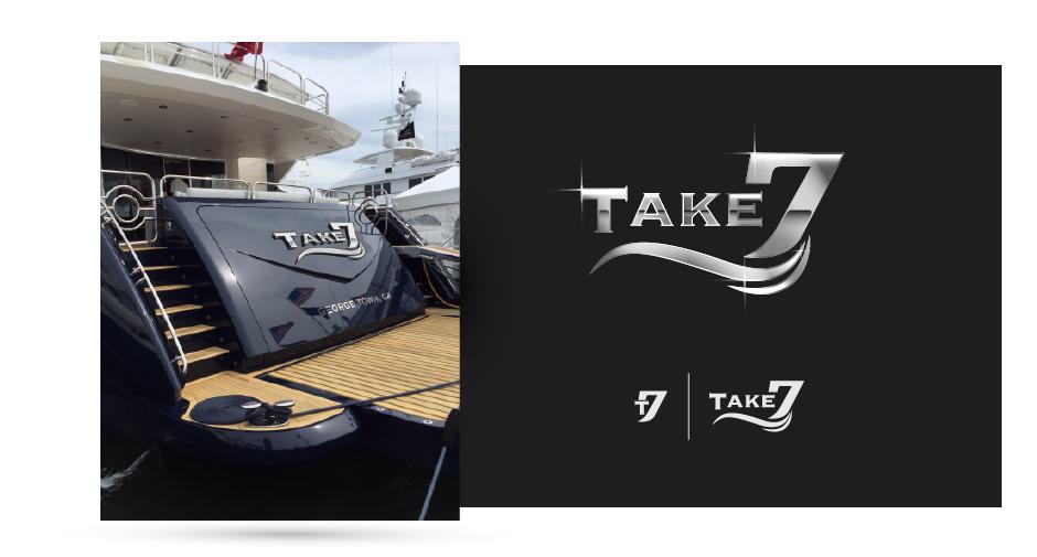 Private boat name