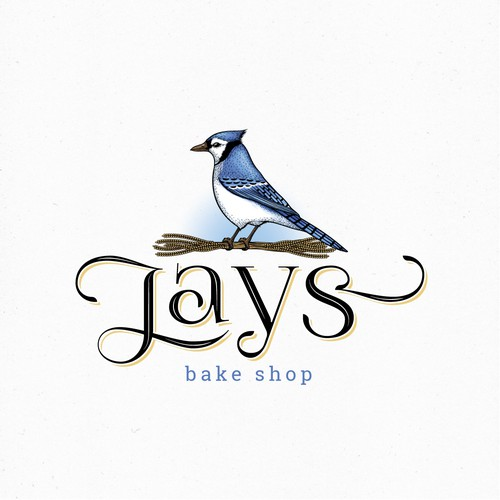 Logo for a bakery