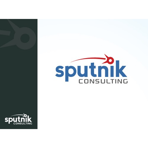 Logo design for innovative Communication and IT Consultancy
