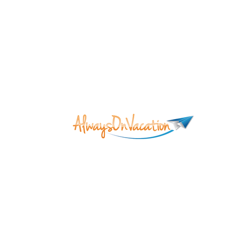 logo for Always On Vacation
