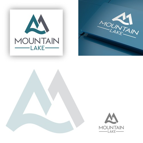 Logo Mountain Lake