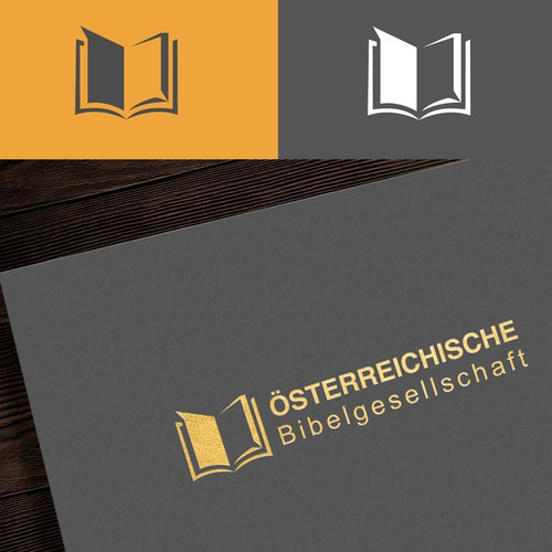 Austrian Bible Society new logo