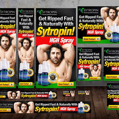 Help Sytropin with a new banner ad