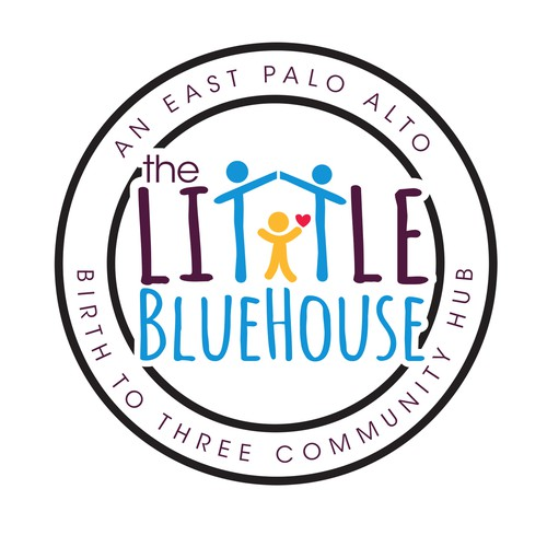 The Little Blue House