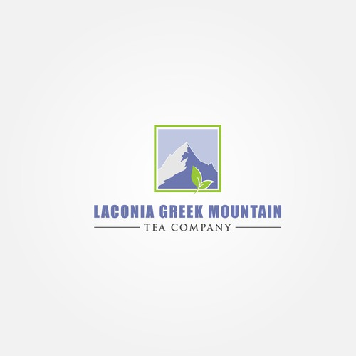 "Logo Design For ""Laconia Tea Company"""