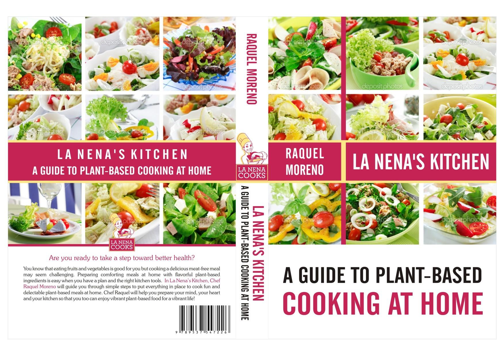 La Nena Cooks needs a new book cover