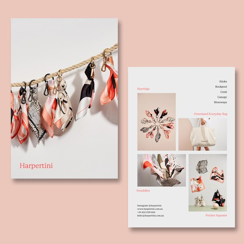 Postcard for Products Showcase
