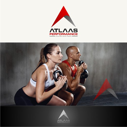 Fitness and Training Logo with Sophisticated Theme