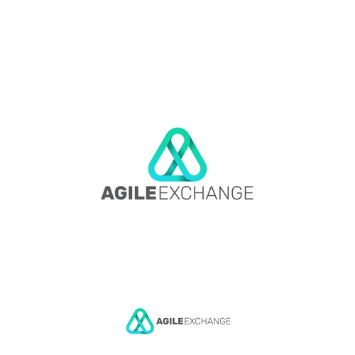 Logo design for Agile eXchange