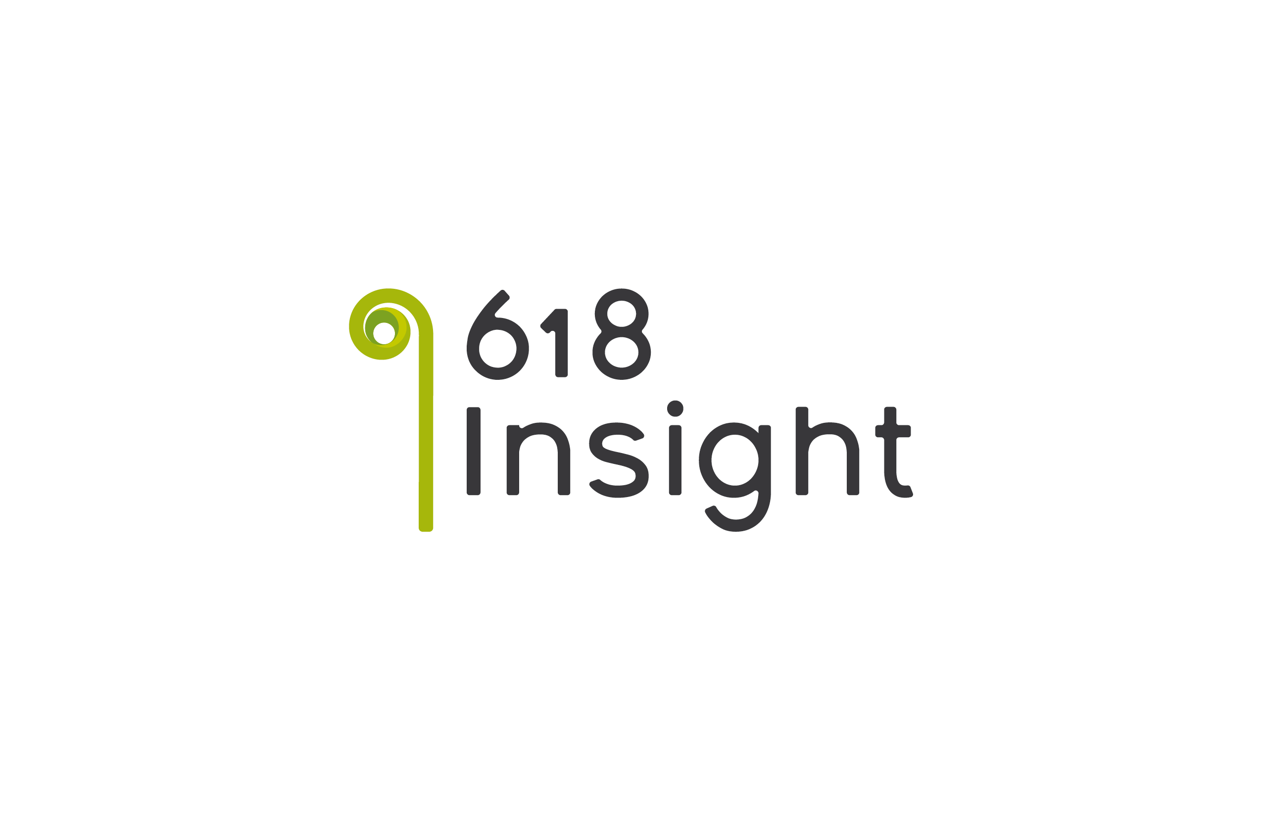 Create an organic brand to support 618 Insight