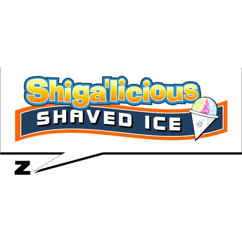 LOGO for SHAVE ICE STORE