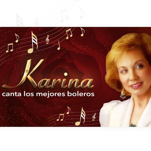 Karina canta los mejores болеро