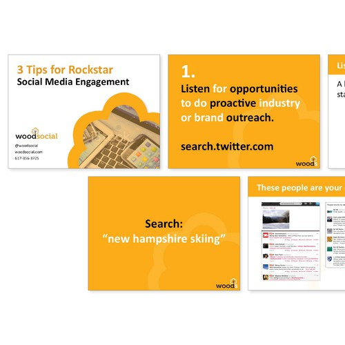 Digital Marketing Branded Powerpoint Theme