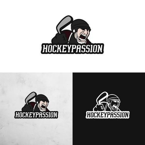 Logo für Hockey Passion