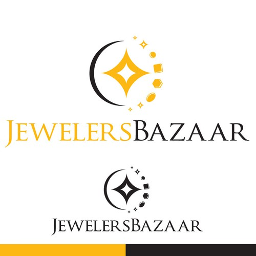 logo for JewelersBazaar, JewelersBazaar.com