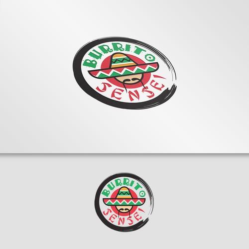Burrito Sensei Logo