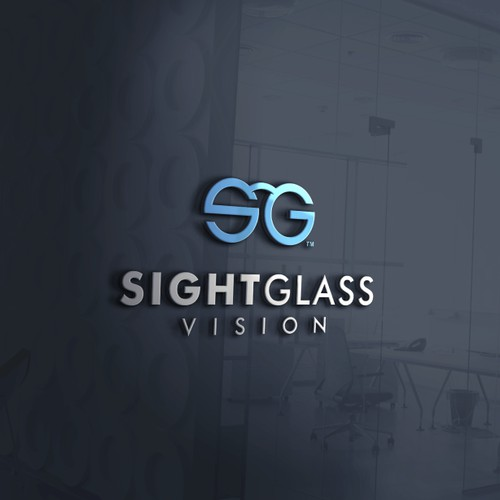 Innovative vision care company needs a clean, modern, simple logo