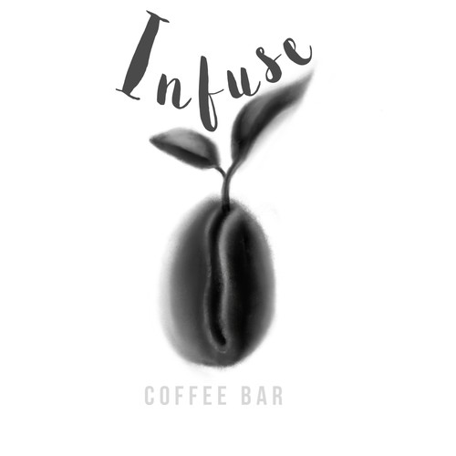 Rustic Coffee Shop Logo