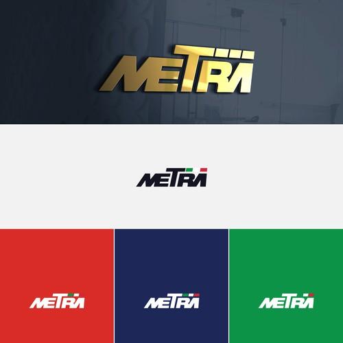 Logo concept for METRA.
