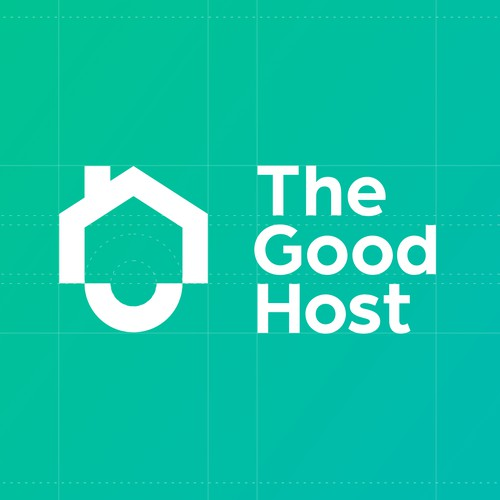 The Good Host Logo Design