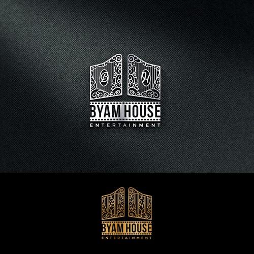 Design a Royal Logo for ByamHouse Entertainment