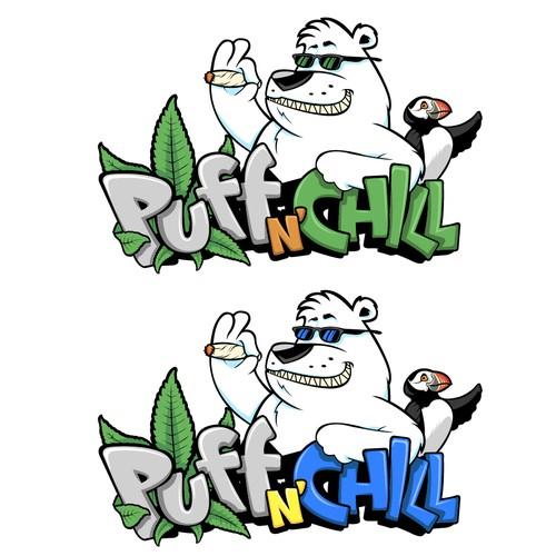Puff n Chill Logo