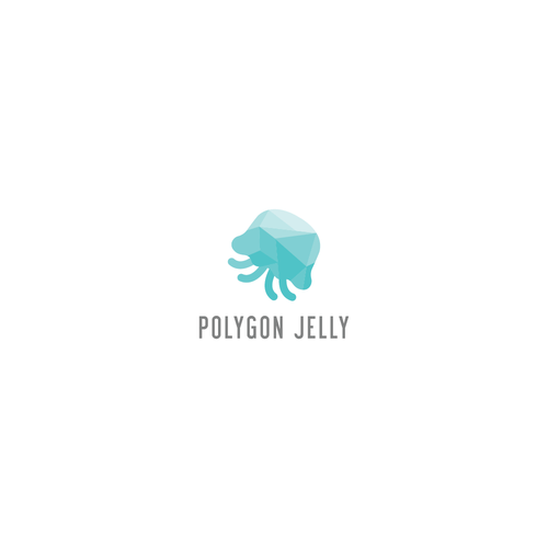 Logo design for Polygon Jelly