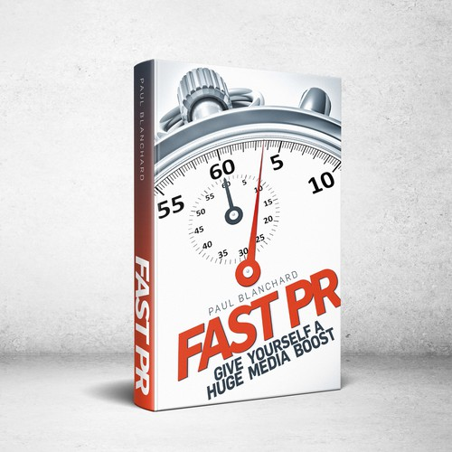 Book Cover for Fast PR