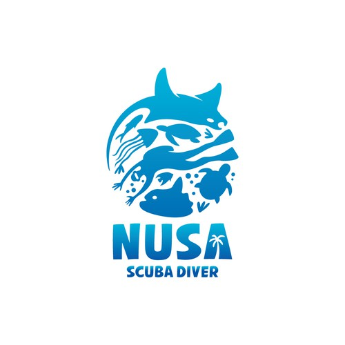 Nusa Scuba Diver
