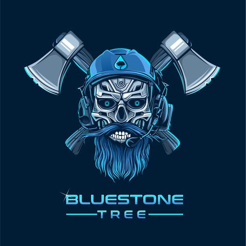 bluestone tree
